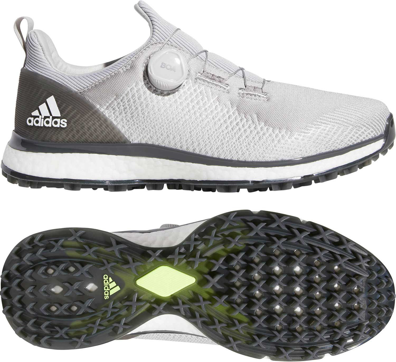 adidas Men's FORGEFIBER BOA Golf Shoes | Products in 2019