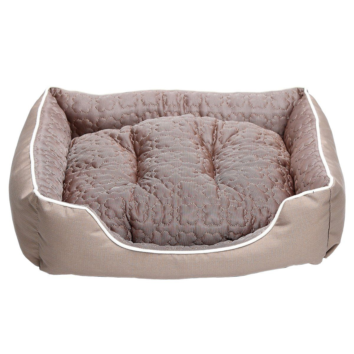 JEMA Pet Self Cooling Dog Bed Summer Comfortable Memory