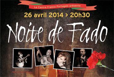 Soirée Fado à Bourges
