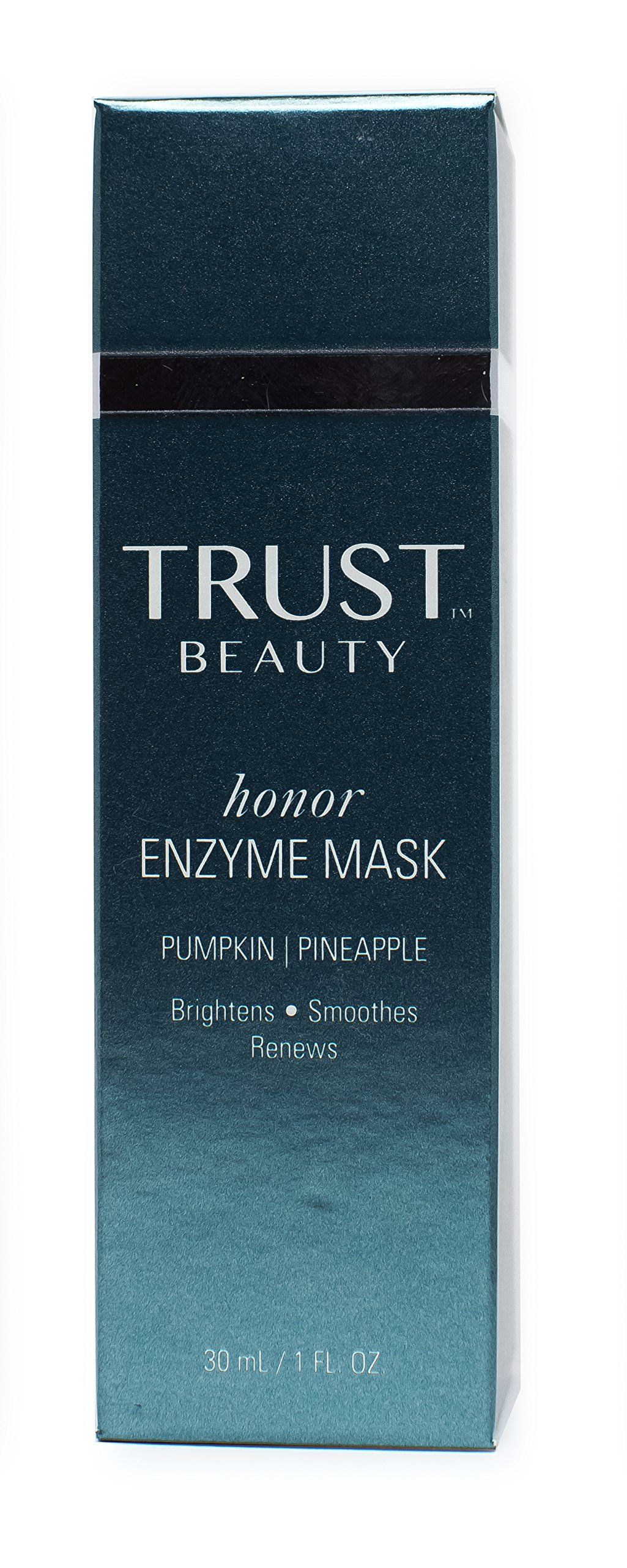 Honor Plant Based Face Mask by TRUST Beauty Natural Enzyme