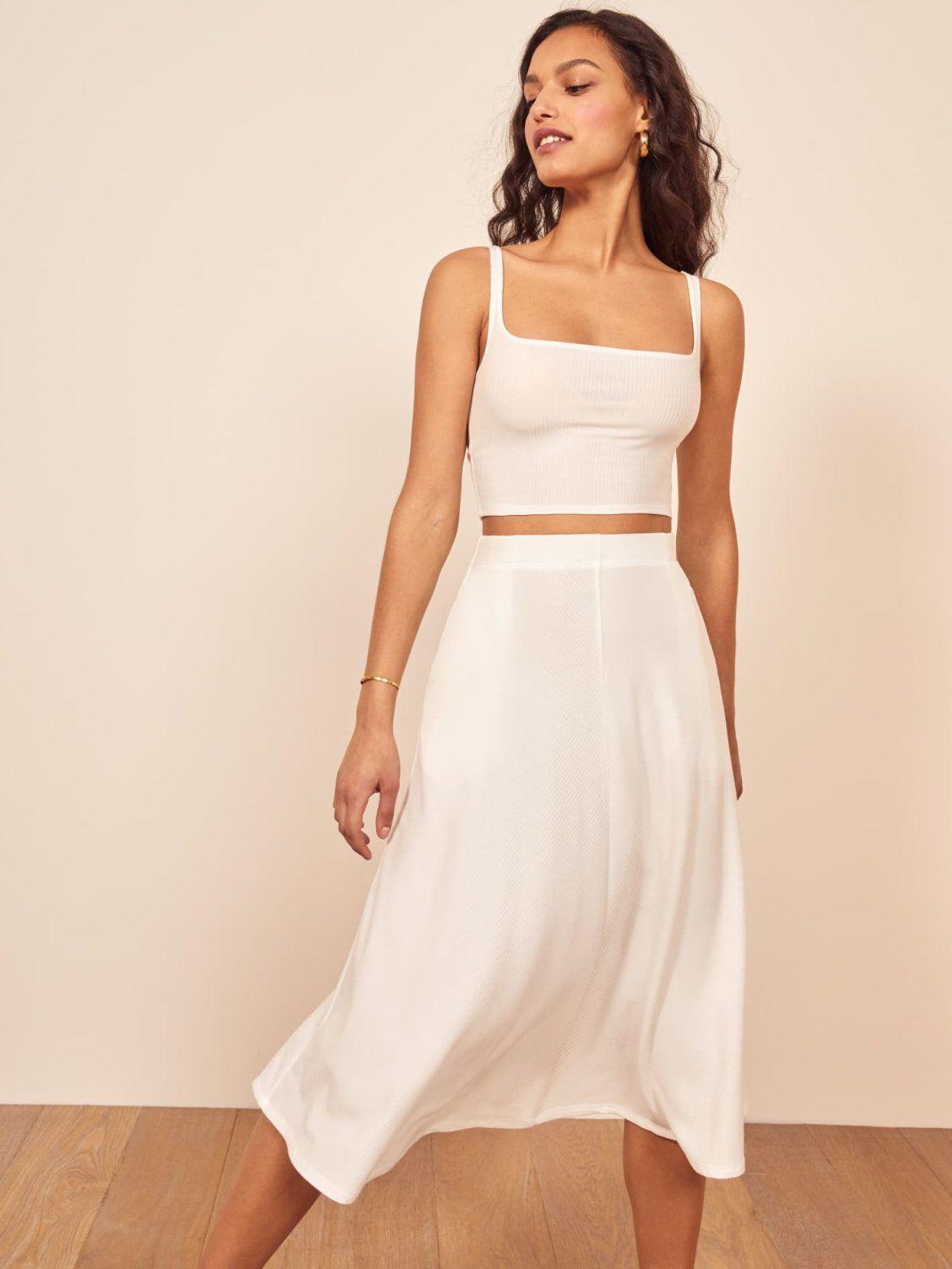 Fern Dress Two Piece Dress Piece Dress Reformation Dress [ 1503 x 1128 Pixel ]