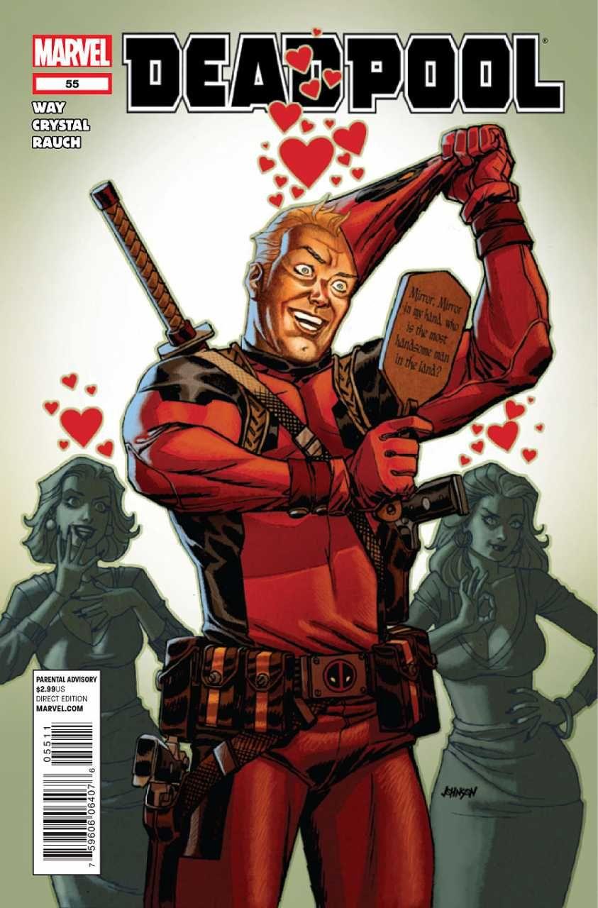 Deadpool 47 Evil Deadpool Part 3 You Re Going Down Issue Deadpool Marvel Comics Marvel Deadpool