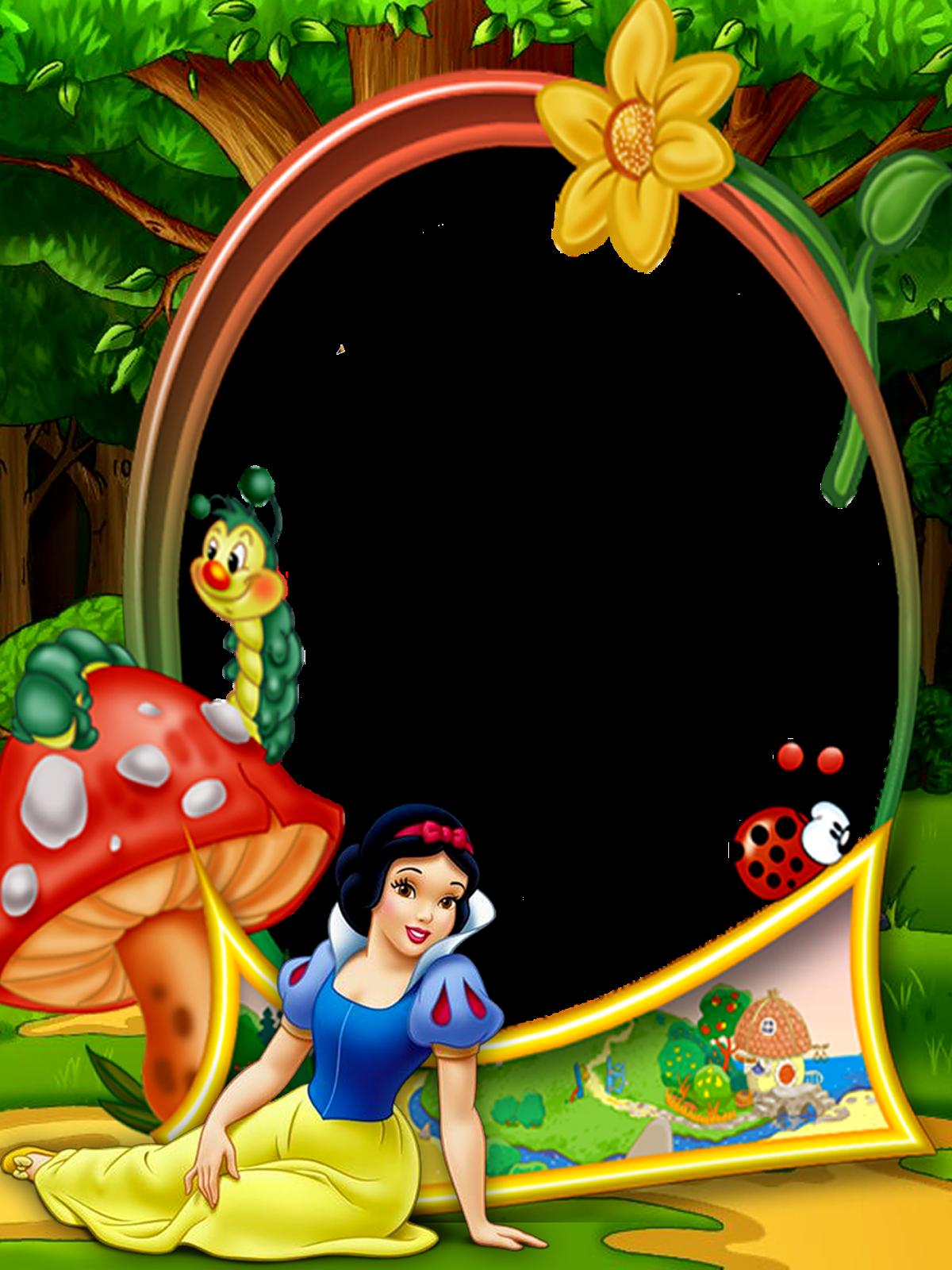 Pin De Lisa Naulapwa Em Disney Land Convite Branca De Neve Scrapbook Da Disney Fotos Branca De Neve