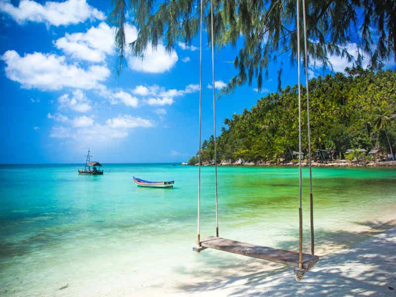 Koh Samui Populra Destinationer Pinterest Cheap Flights