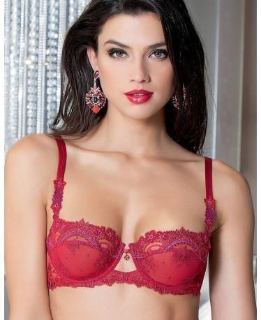 5401ff3e50e6 Lise Charmel Love Fantasme Demi Bra ACC3066   Anna Bella Collections ...