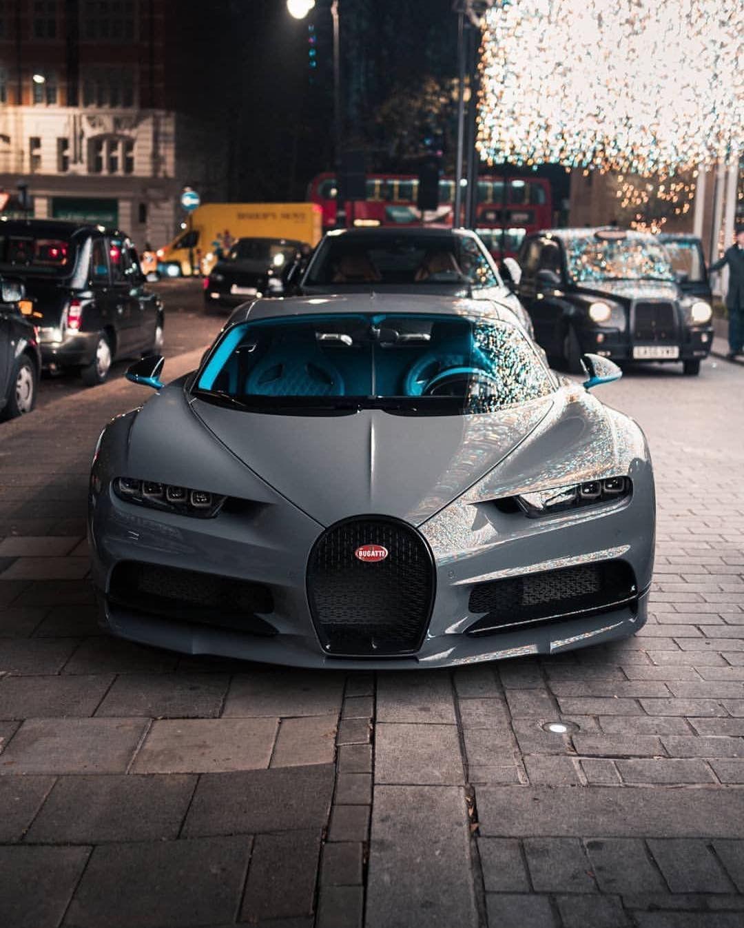 Nardo Gray Bugatti Chiron Supercar Super Cars Bugatti Chiron Nardo Grey