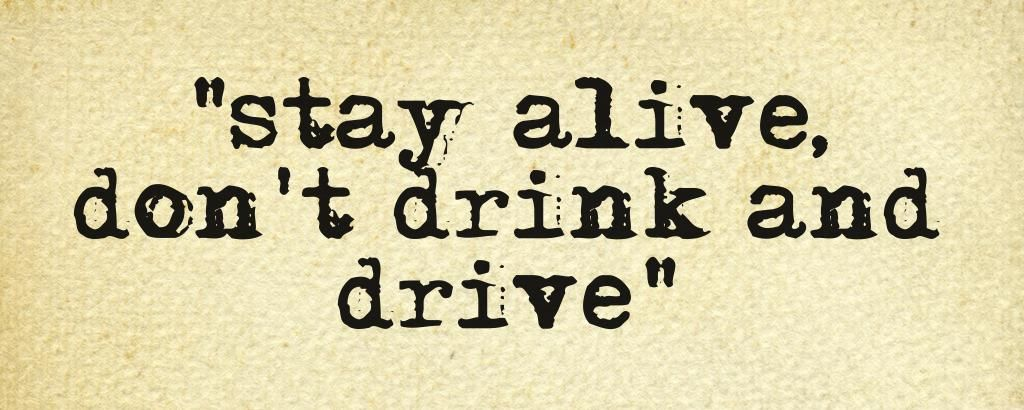 Images of Anti Drinking And Driving Slogans - #rock-cafe