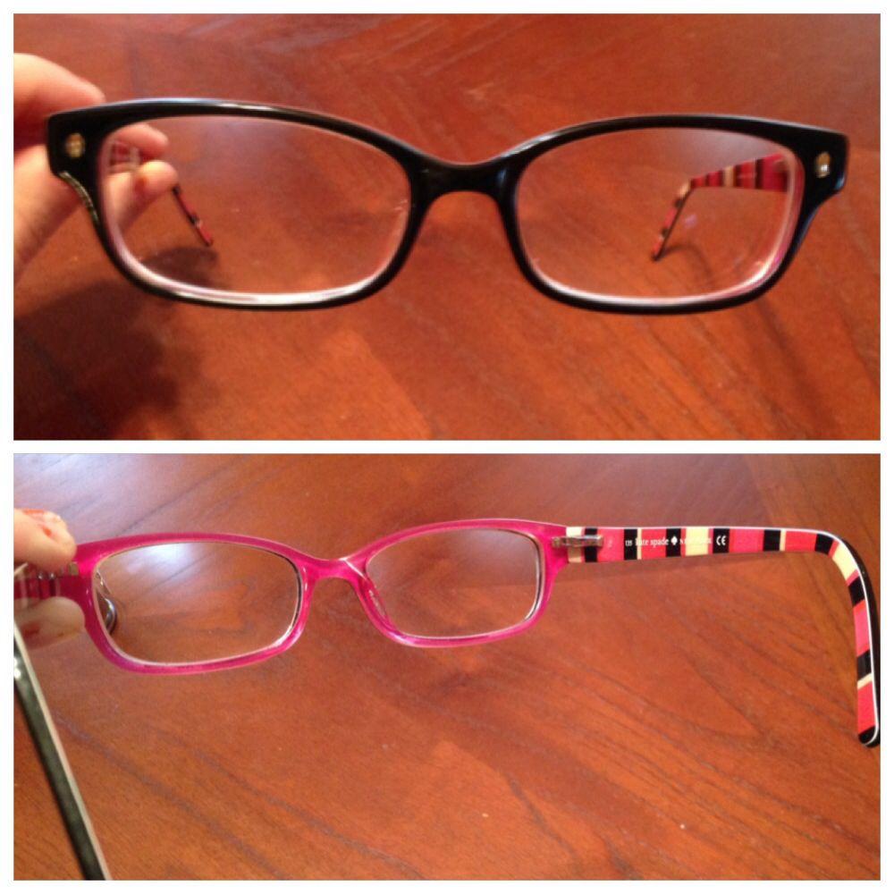 Kate Spade glasses. Plastic frames Safilo | In Our Optical | Pinterest