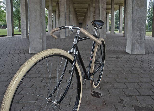 Black Gazelle 50 S Pathracer F Retro Bicycle Vintage Bikes Bicycle