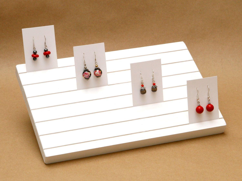 Earring Holder / Earring Card Display / Earring Stand
