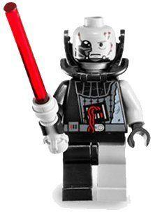 Star Wars Figure Lot Lego Custom Saesee Tiin Minifig w// lightsaber