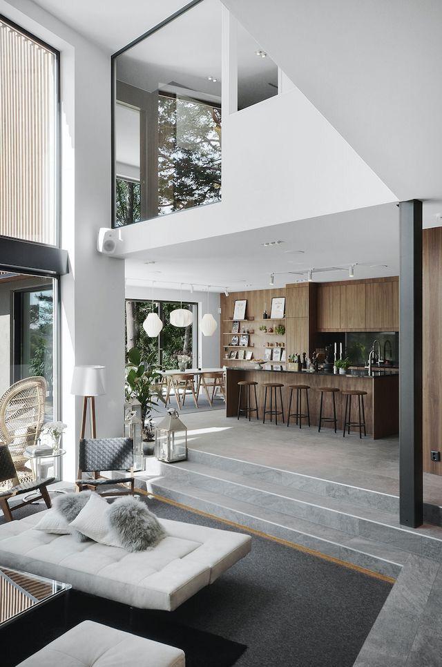 Epingle Par Tanja Anic Sur Diseno De Interiores Maison Contemporaine Interieur Maison Contemporaine Interieur Maison Design