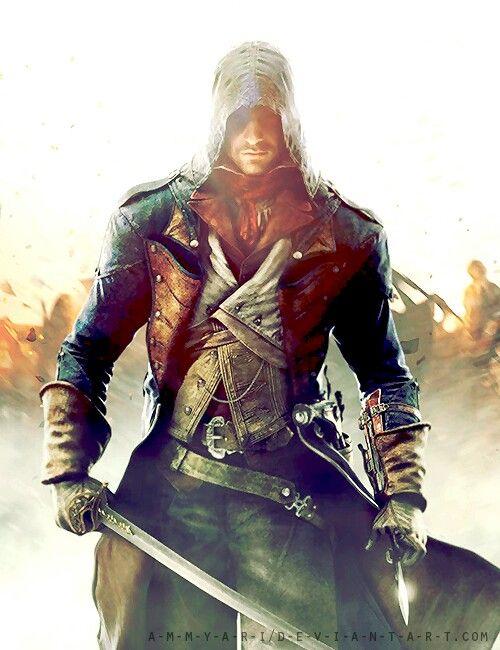 Assassin creed's unites