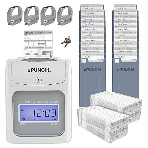 uPunch Small Business AutoAlign Calculating Time Clock Start