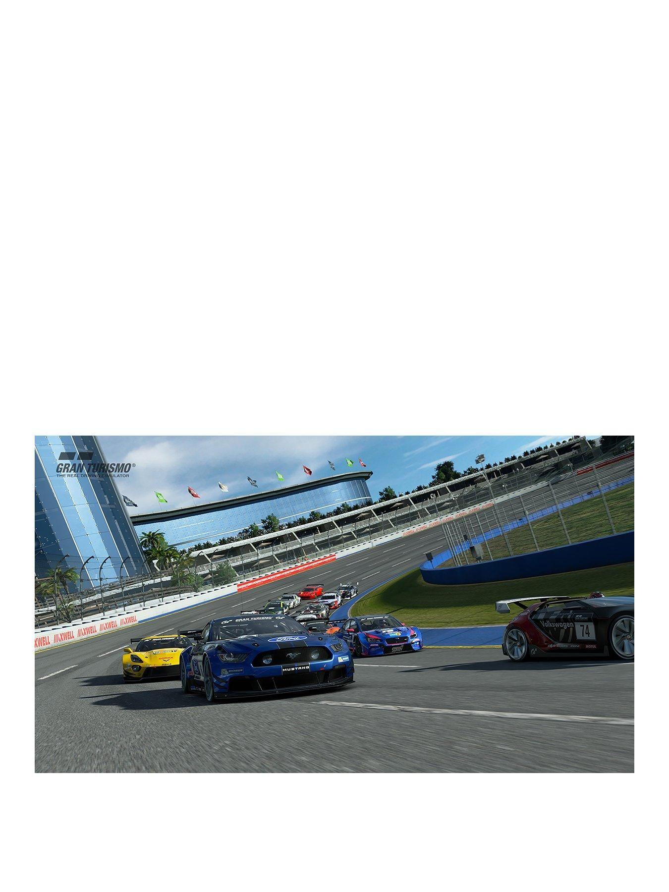PlayStation Hits Gran Turismo Sport (PlayStation VR