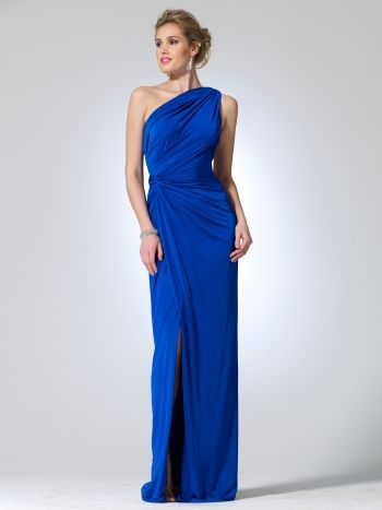 i saw this in the Cache store window and was blown away, I've never seen a dress so elegant. The royal blue color is phenommm