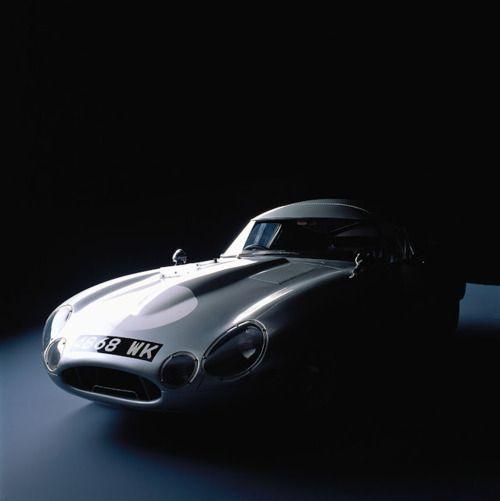 naomii:  1963 Jaguar E-Type Lightweight Low Drag Coupe