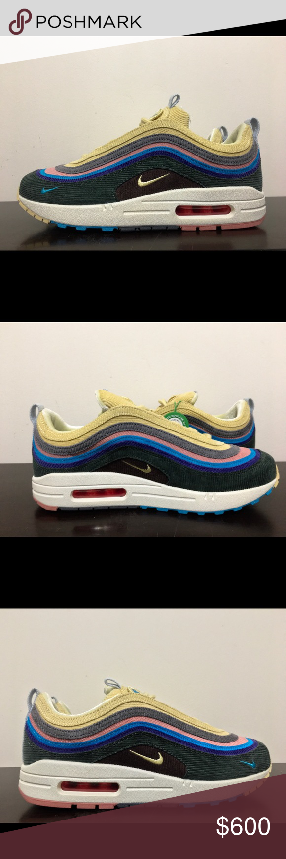 big sale 1d9b9 a848d Air Max 1/97 Sean Wotherspoon Rare and great looking shoe ...