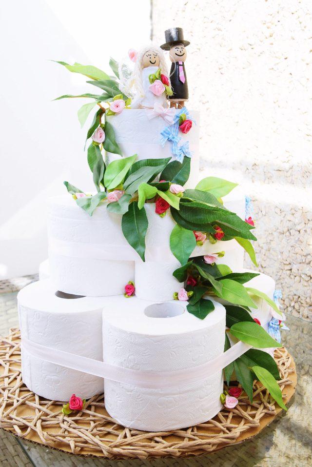 Torte Aus Toilettenpapier Selber Machen Calistas Traum Toilettenpapier Selber Machen Toilettenpapiertorte