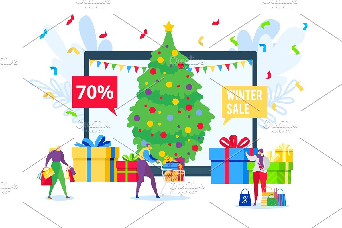 Sale online shopping with discounts in 2020 | Holiday ...