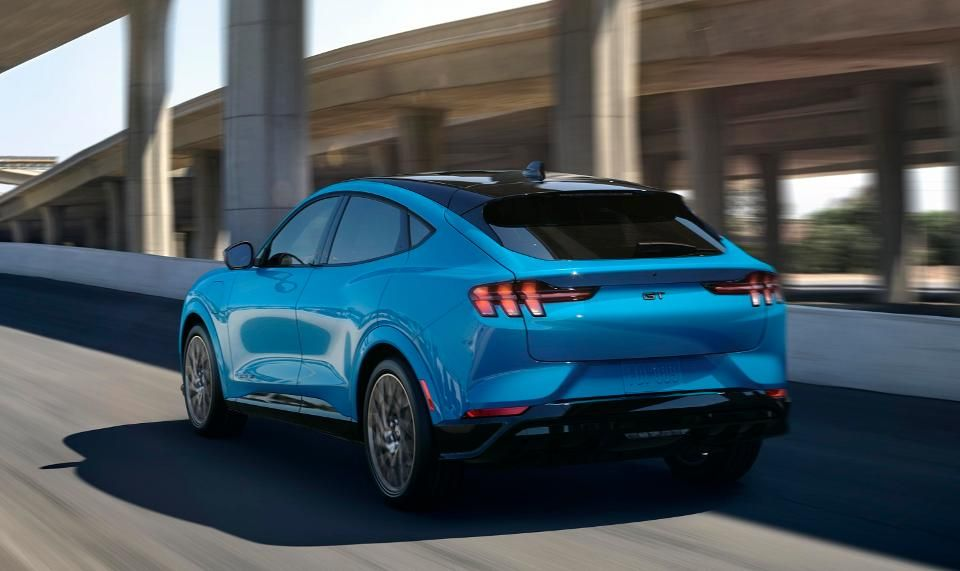 2021 Ford Mustang Mach E The Pony Goes Electric Ford Mustang