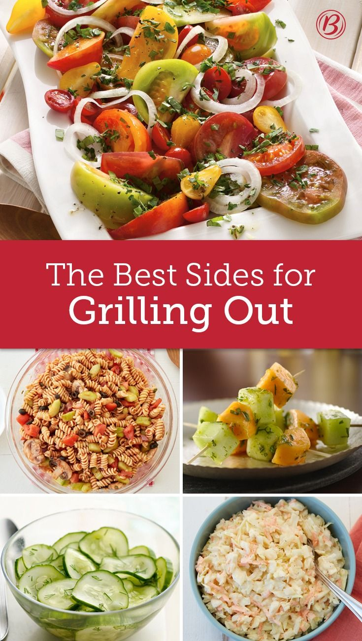 Sides That Pair With Wver S On The Grill