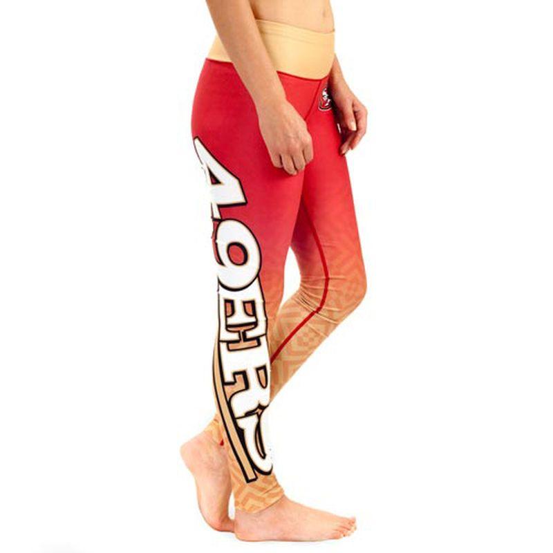 nike 49ers leggings