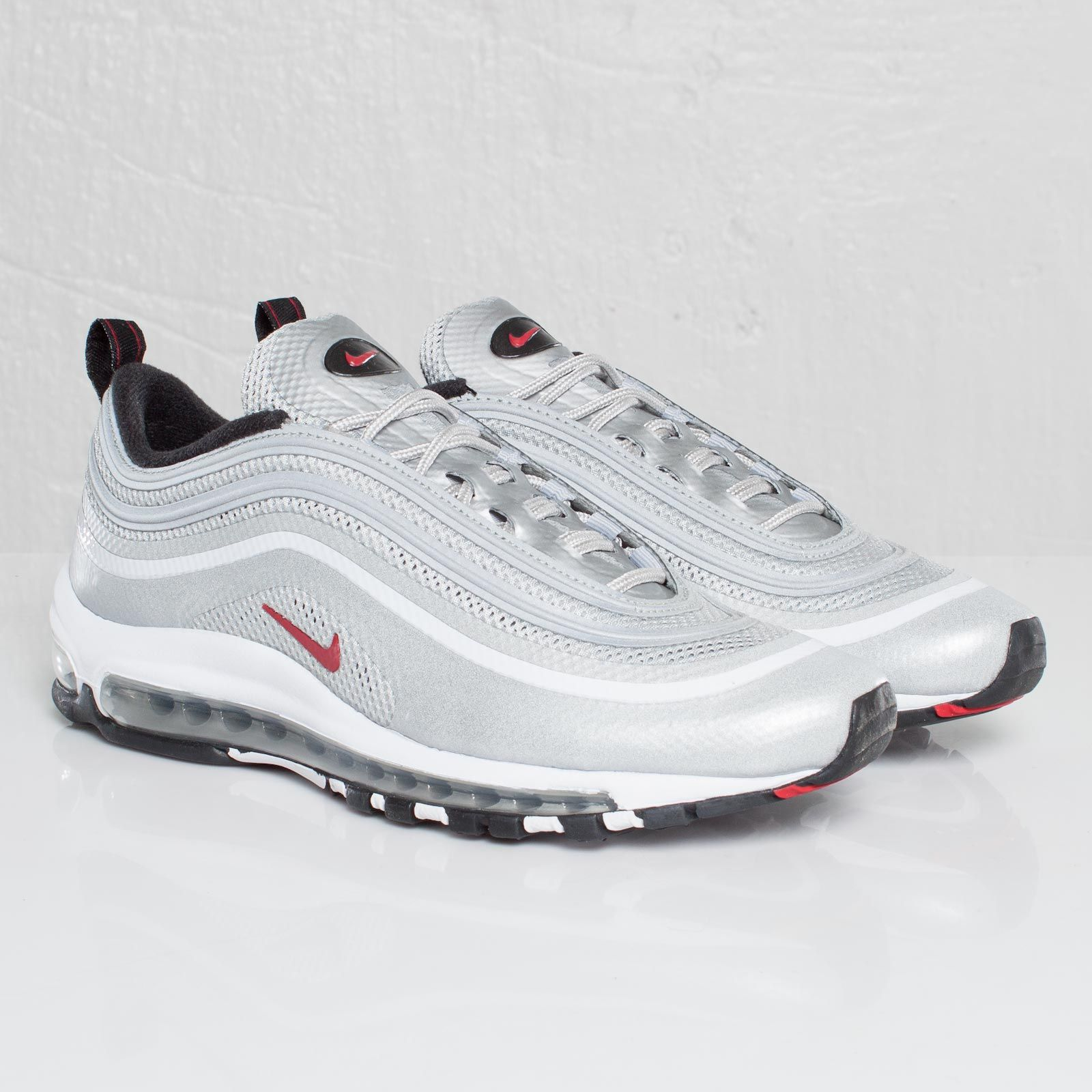 Nike Air Max 97 Hyperfuse Premium 'Metallic Silver/Varsity Red-Black' at  SNS Ahead of its US release date, Stockholm's SNS provides the latest look  at the ...