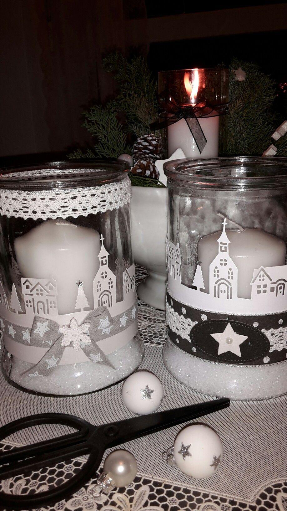 Juhuuuuu - die 1. Weihnachtsgeschenke für Lehrer sind fertig ...