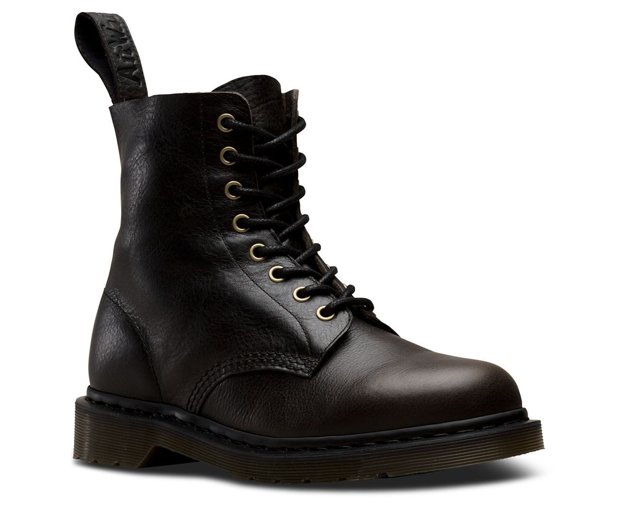 Dr martens 1460 pascal harvest in 2019 | Boots, Denim boots