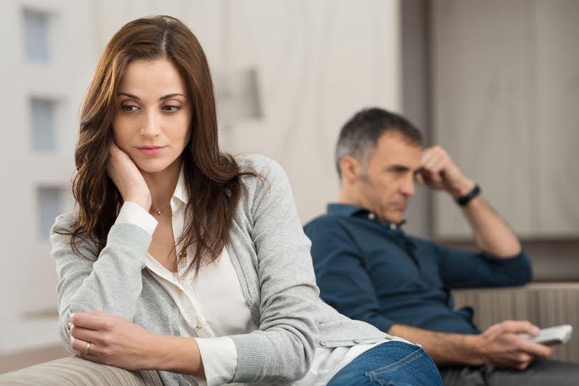 La indiferencia en el matrimonio