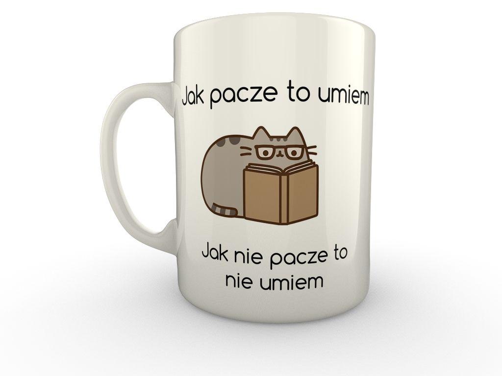 Kubek Kot Student Pusheen Studia Sesja Ks0008 7036996580 Oficjalne Archiwum Allegro Funny Mems Funny Humor