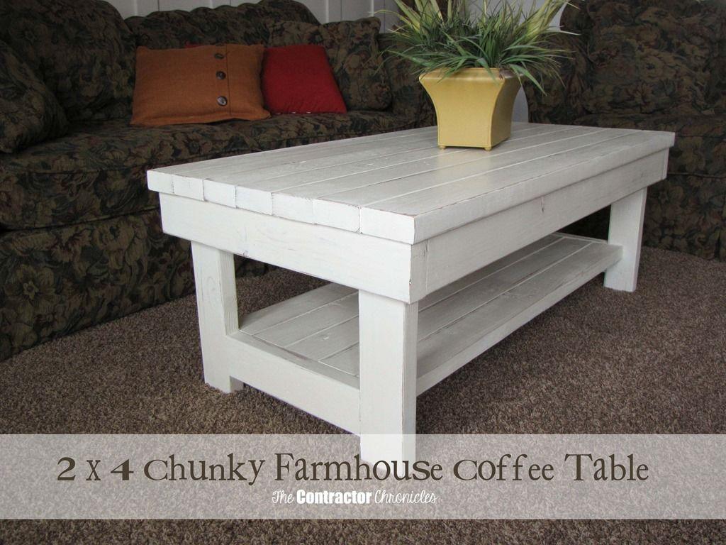 farmhouse coffee tables | idi design