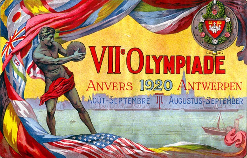 Looking Back at 120 Years of Olympic Poster Design [100