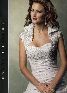 Maggie Sottero Bolero Jacket Wedding Dress Maggie Sottero