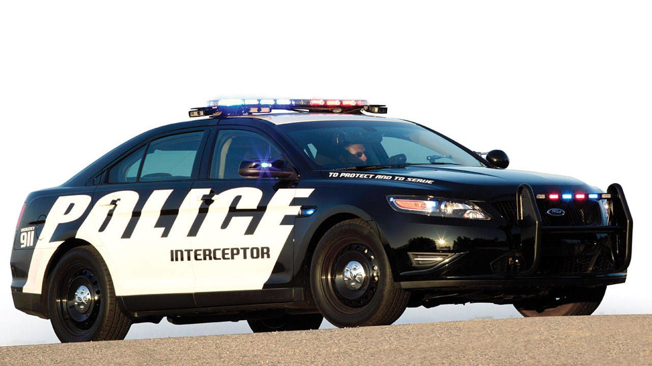 A New Police Car for the Times | Police cars and Cars