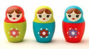 Babushka Doll Tea Infuser