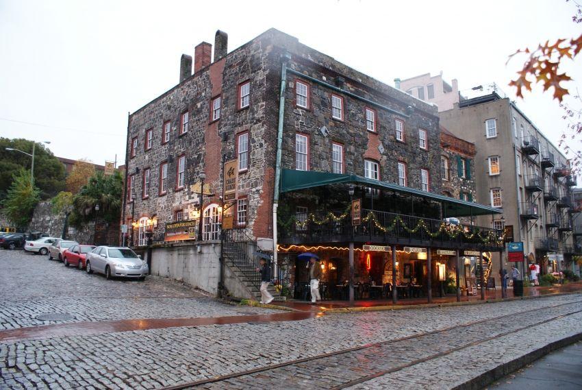 Chart House In Savannah