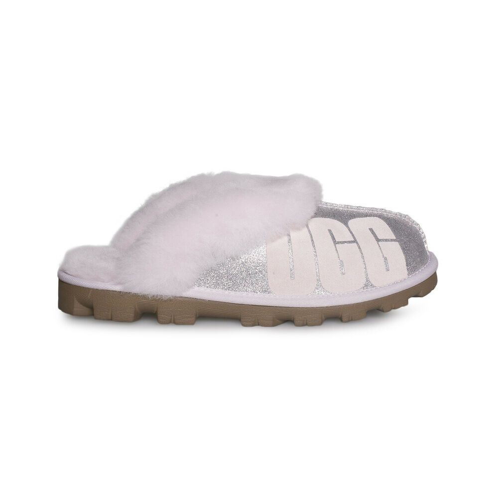 80fdef5d37a eBay Advertisement) UGG COQUETTE SPARKLE SEASHELL PINK SUEDE ...