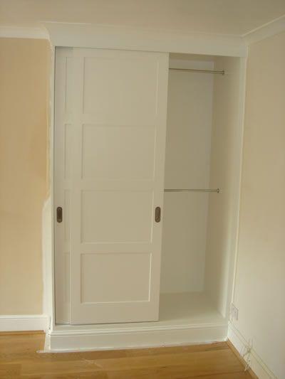 Shaker Style Sliding Doors Sliding Wardrobe Doors Wardrobe Doors Bedroom Built In Wardrobe