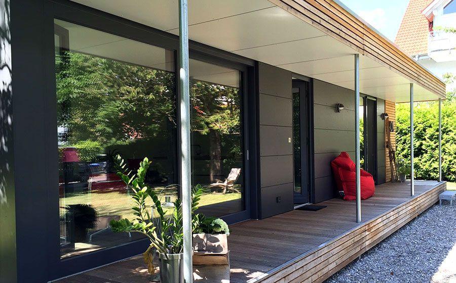 Cubig minihaus kologisch modern living concept for Cubig minihaus