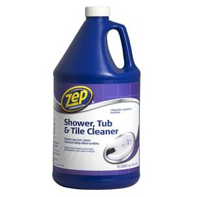 Zep Commercial Gallon Shower Bathtub Cleaner With Images