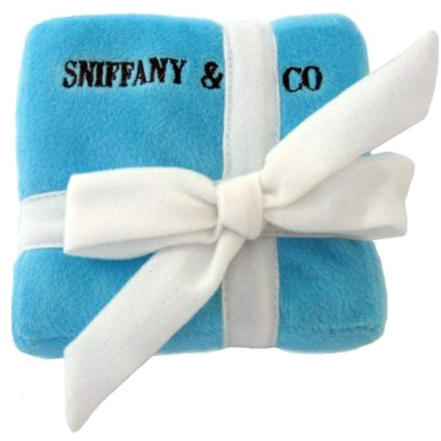 Dog Diggin Designs Plush Squeaker Toy Sniffany dogtoys