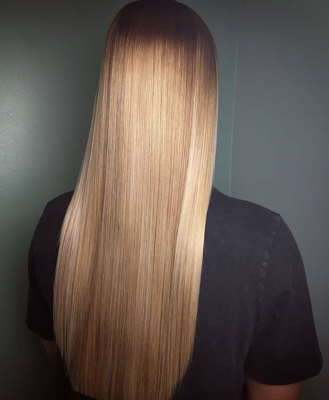 Long Glass Hair Hair Color Trends Long Hair Styles Hair