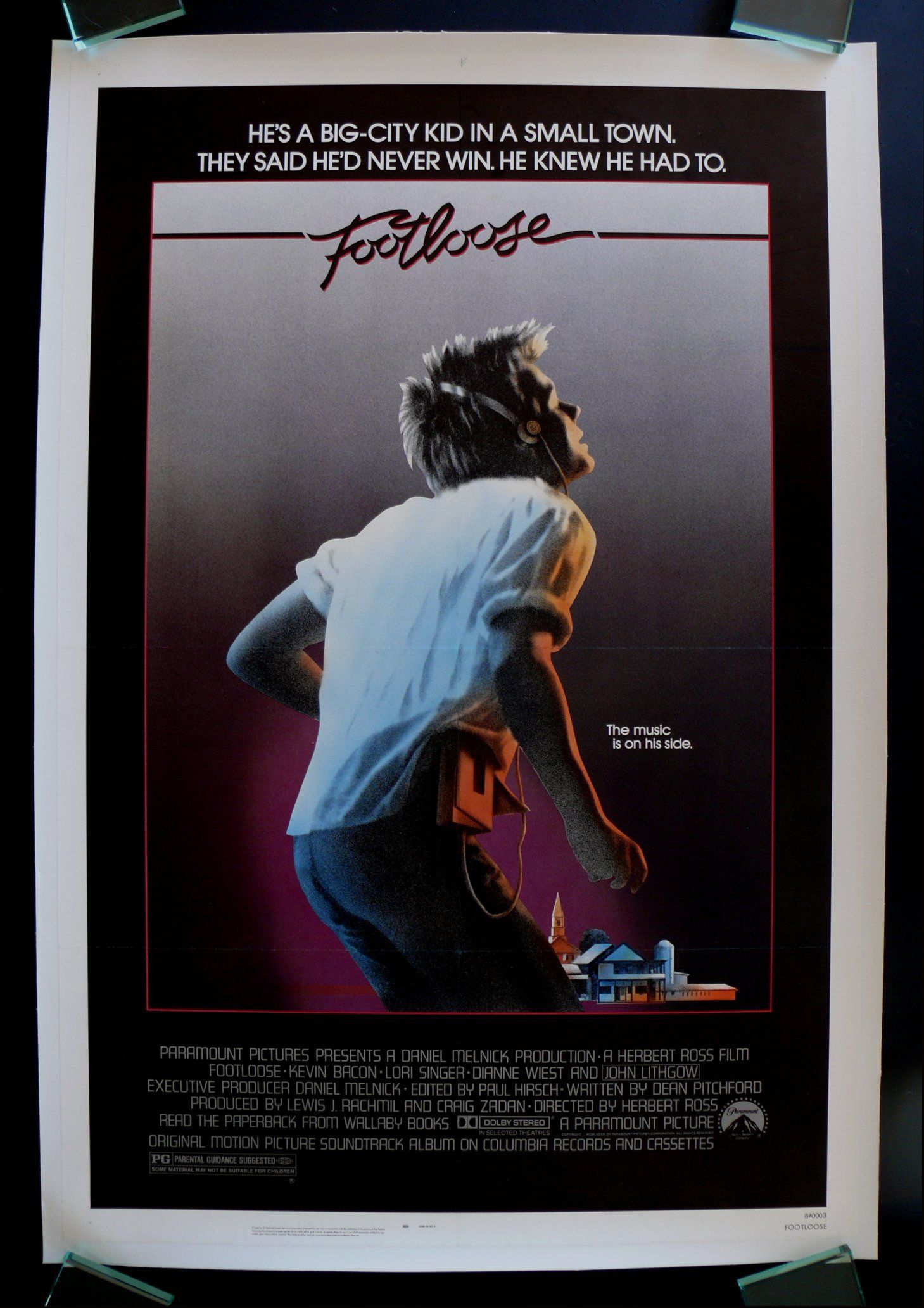 footloose 1984 dvdrip french