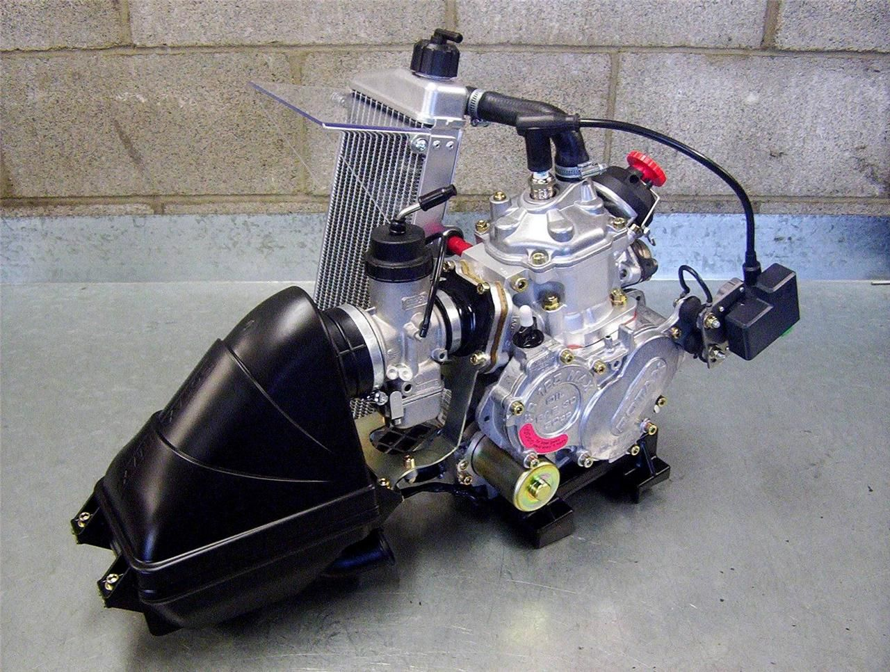 Rotax J-Max 125cc Kart Engine | Gentlemen, start your