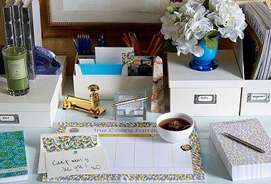Desk Accessories For Her She Got Her Own House Pinterest