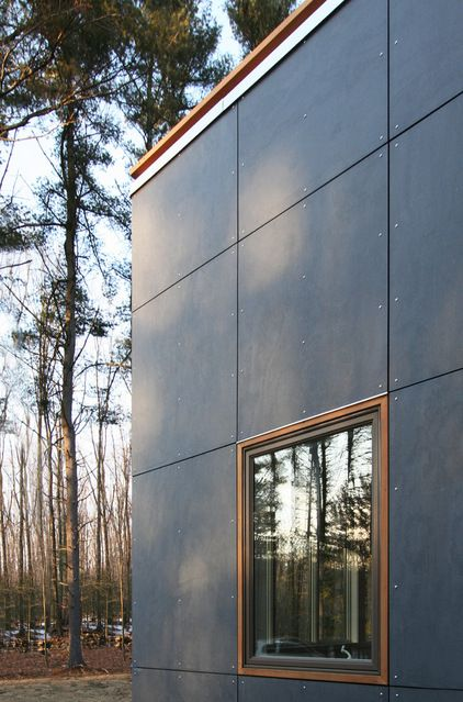 We Need To Do This Instead Of Wood For Our Siding Modern Exterior