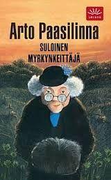 Couverture De La Douce Empoisonneuse De Arto Paasilinna Finlande