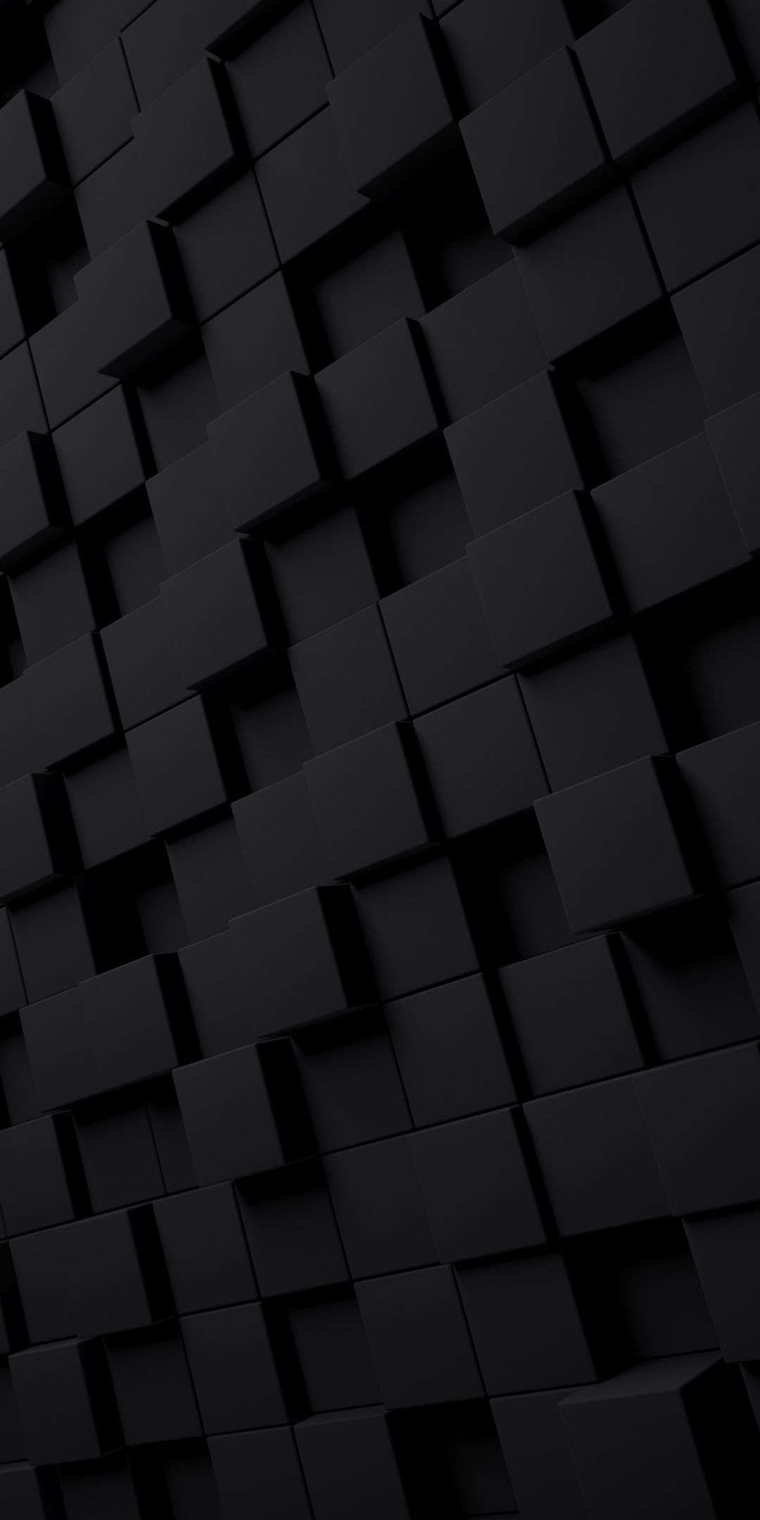 Download 1080x2160 Wallpaper Black Pattern Dark Cubes Abstract Honor 7x Honor 9 Lite Abstract Iphone Wallpaper Dark Wallpaper Iphone Black Phone Wallpaper